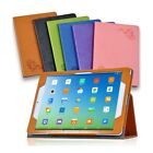 """PU Leather Print Flower Stand Cover Case For 9.7""""Teclast X98 Plus 2/Ⅱ+Protector"""