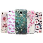 Fashion Luxury Protective Pattern Soft Rubber TPU Back Case Cover For Huawei