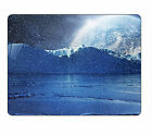 Landscape Glass Chopping Board item Any Text Image Logo