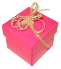 English Wedding Favours Square favour boxes and lids heavily discounted freepost