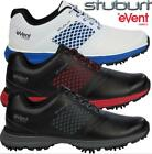 STUBURT HELIUM TOUR eVent SPIKELESS WATERPROOF GOLF SHOES (DIFF COLOURS & SIZES)