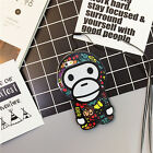 Fashion Bape Cool Baby Milo Camo Glossy Soft Hot Case Cover for iPhone 6 6S Plus
