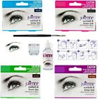 Julienne Professional Tinting Eyelash & Eyebrow Dye Tint Lash Kit - All Colours