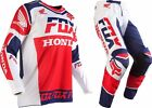 NEW 2016 FOX RACING 180 HONDA MX DIRT BIKE MOTOCROSS GEAR COMBO ALL SIZES