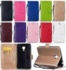 "For Meizu MX5 M575M M575U 5.5"" Strap Rose Love 3D Emboss Wallet Flip Cover Case"
