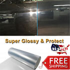 Premium Car Paint Clear Bra Coat Restore Protection Ultra GLOSSY Vinyl Wrap Film $68.55 CAD on eBay