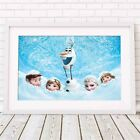 FROZEN - Disney Pixar Poster Picture Print Sizes A5 to A0 **FREE DELIVERY**