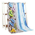 Beach Towel Microfiber Camping Gym Bath Travel Sports Swimming Washcloths shower