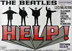"""""""HELP!""""..The Beatles... Classic 1960's Music Movie Poster A1A2A3A4Sizes"""