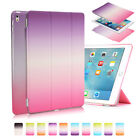 For iPad 3 4 Mini 2 Air 2 Pro Magnetic Slim Leather Flip Stand Smart Case Cover