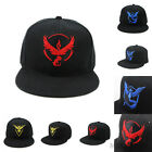 Fashion Team Valor Mystic Instinct Embroidered Baseball Cap - Pokemon GO Fan Hat