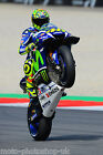 Valentino Rossi - Yamaha 2016 - A1/A2/A3/A4 Photo/Poster Print - Austria