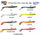 Tronixpro HTO Real D'Eel - (15cm - 22cm / 28g - 56g) - 1 Head / 3 Bodies