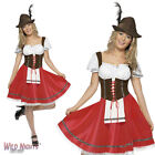 FANCY DRESS COSTUME # LADIES OKTOBERFEST BAVARIAN BEER WENCH WAITRESS SIZE 8-22