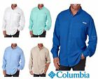 NWT Columbia Men's Tamiami II Long-Sleeve Shirt PFG Fishing S-3XL 7253