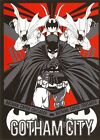 DC Comics Batman Gotham City Sticker