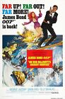 Home Wall Print - Movie Poster - ON HER MAJESTY'S SECRET SERVICE - A4,A3,A2,A1 £11.99 GBP on eBay