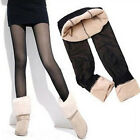 NEW WOMENS LADIES WINTER FLEECE THERMAL WARM STRETCHY THICK FULL LENGTH LEGGINGS