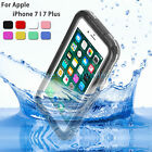 Waterproof Dirt Shockproof Protective Case Full Cover For iPhone 7 / 7 Plus