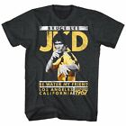 Bruce Lee Jkd Licensed Adult T Shirt