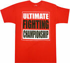 UFC Ultimate Fighting Championship Adult T-Shirt- Official TapouT MMA Martial