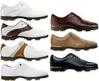 FootJoy Icon Black Golf Shoes 2016 Leather Mens New -  Choose Color & Size!