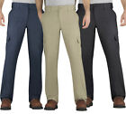 Dickies WP595 Men's Twill Cargo Pants Straight Leg Chinos Workwear Uniform