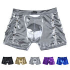 Smooth Mens Boxer Briefs Trunks Underwear Shorts Underpants Pants Size S-XL New