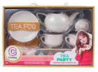 Paint Your own Ceramic Tea Party Set for Two - 8+