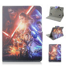 """Kids Cartoon Hero PU Leather Flip Cover Case Stand For Universal 7"""" Inch Tablet"""