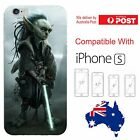 iPhone Silicone Shell Cover Case Star Wars Yoda Young Jedi Force - Coevrlads $14.95 AUD