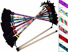 Flames N Games Art-Deco Flower Stick- Pro Flowerstick Set + Wooden Hand Sticks