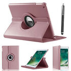 New iPad Case 360 Rotating PU Leather Stand Case For iPad 4th Gen iPad 2 3 Cover <br/> FREE Stylus Pen + Fast Free UK + International Shipping
