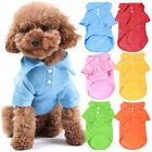 Pet Puppy Shirt Small Dog Cat Pet Clothes Costume Apparel T-Shirt Coats Tops