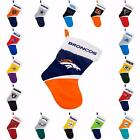 New 2016 NFL Football Team Logo Christmas Holiday Stocking - Pick Team