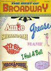 The Best of Broadway Songbook Volume I for Voice Piano Guitar