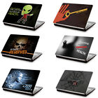 "Clublaptop Don't Touch My Laptop Quotes Laptop Skins Stickers 15.6"" Laptop Decal"