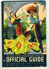 California Pacific International Exposition Official Guide Book 1935 Daily Guide