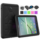 for Samsung Galaxy Tab E 8.0/9.6/A 8.0/9.7 Poetic Turtle Skin Shockproof Case