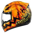 NEW ICON AIRMADA TRICK OR STREET FULL FACE MOTORCYCLE HELMET XS TO 3XL