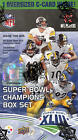 2009 Upper Deck Super Bowl - Pittsburgh Steelers - Pick A Player