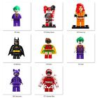 DC Superhero Custom Minifigures. Batman Lego Movie, Wonder Woman, Harley Quinn <br/> MASSIVE RANGE * OVER 50 FIGURES * BUY 3 GET 1 FREE !!!
