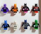 DC Superhero Custom Minifigs, Batman Lego Movie, Green Lantern, Rare Collectable <br/> BUY 2 GET 1 FREE !!!  * MASSIVE RANGE * OVER 50 FIGURES