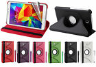 New 360 Rotation Smart Leather Stand Case Cover for Samsung Galaxy Tab A Tab E 4 <br/> Galaxy Case Tab A Tab E Tab 4 FREE STYLUS + FREE EU P&amp;P