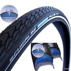 Schwalbe Marathon Plus Tyre Bike Cycle Bicycle Black Smartguard Tire reflective