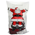 4 x Large Father Christmas Xmas Santa Sack Snowman Gift Presents Bag Stocking UK