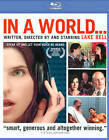 In a World [Blu-ray,] - Brand New!!!