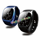 M26 Bluetooth Smart Wrist Watch Phone Mate For Android Samsung HTC LG In New Box