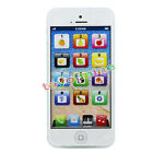 Y-phone Kids Children Baby Toy Phone Education Learning Machine Smart Touch LED