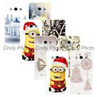For Samsung Galaxy Xcover 3 G388F New Year Christmas Hard Plastic Cover Case
